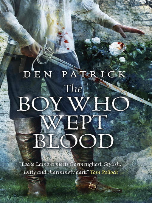 The Boy Who Wept Blood (eBook)